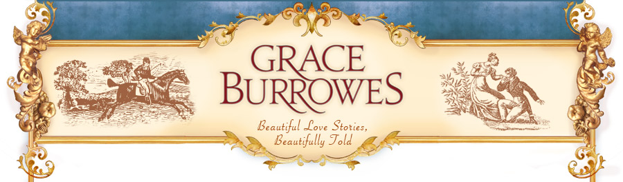 Grace Burrowes Newsletter